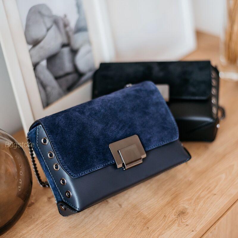 Магазин сумок Vezze Кожаная женская сумка C00540 - фото 3