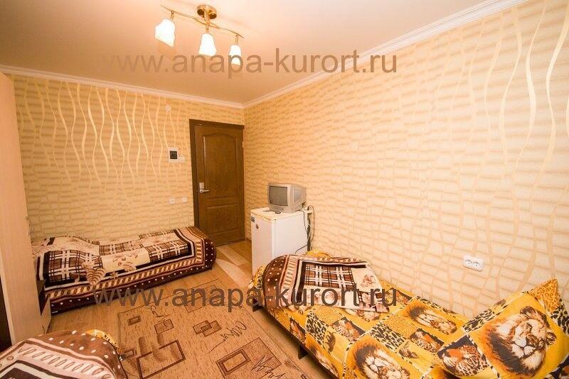 Туристическое агентство Никатур Отдых в Анапе, гостевой дом «Нодари» - фото 9