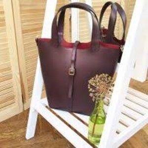 Магазин сумок Vezze Кожаная женская сумка С00204 - фото 1
