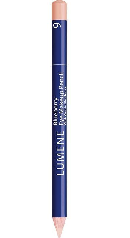 Декоративная косметика LUMENE Карандаш контурный для век Blueberry, оттенок 9 - фото 1