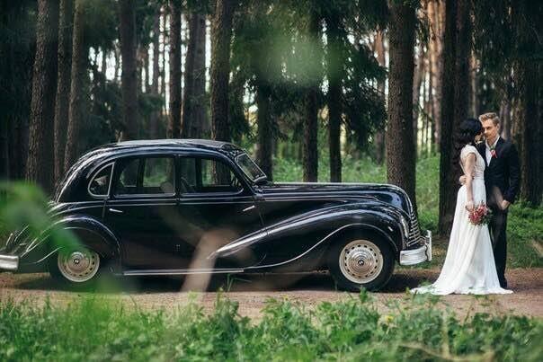 Прокат авто BMW 340, 1949 г. - фото 8