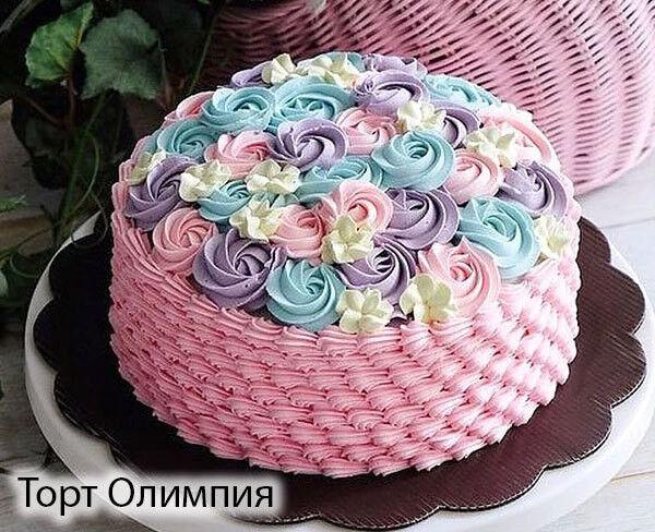 Торт Tortas Торт «Олимпия» - фото 1