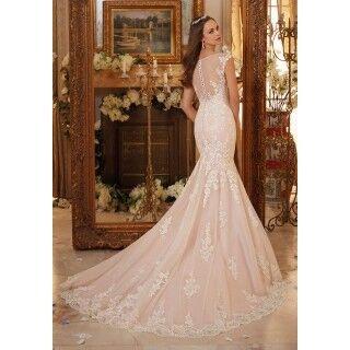 Свадебное платье напрокат Mori Lee Платье свадебное 5466 - фото 2