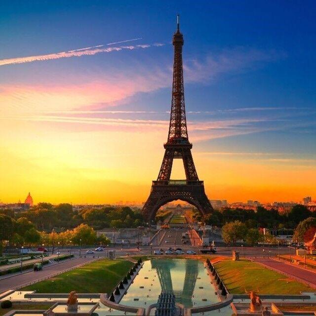 Туристическое агентство Внешинтурист Экскурсионный автобусный тур F10 «В Париж через Германию» - фото 1