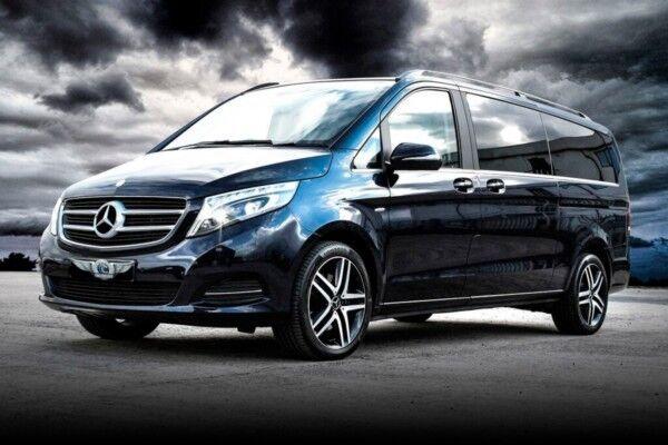 Аренда авто Mercedes-Benz V-class - фото 1