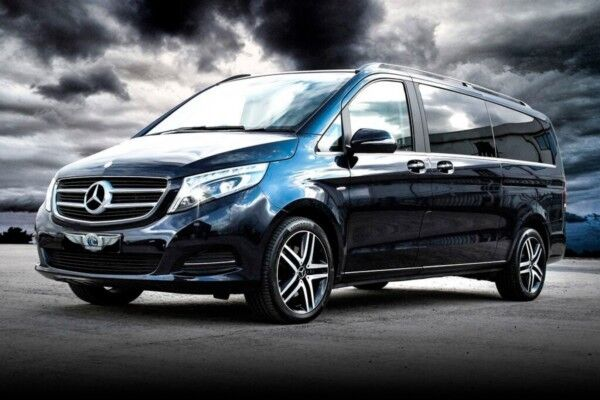 Прокат авто Mercedes-Benz V-class - фото 1