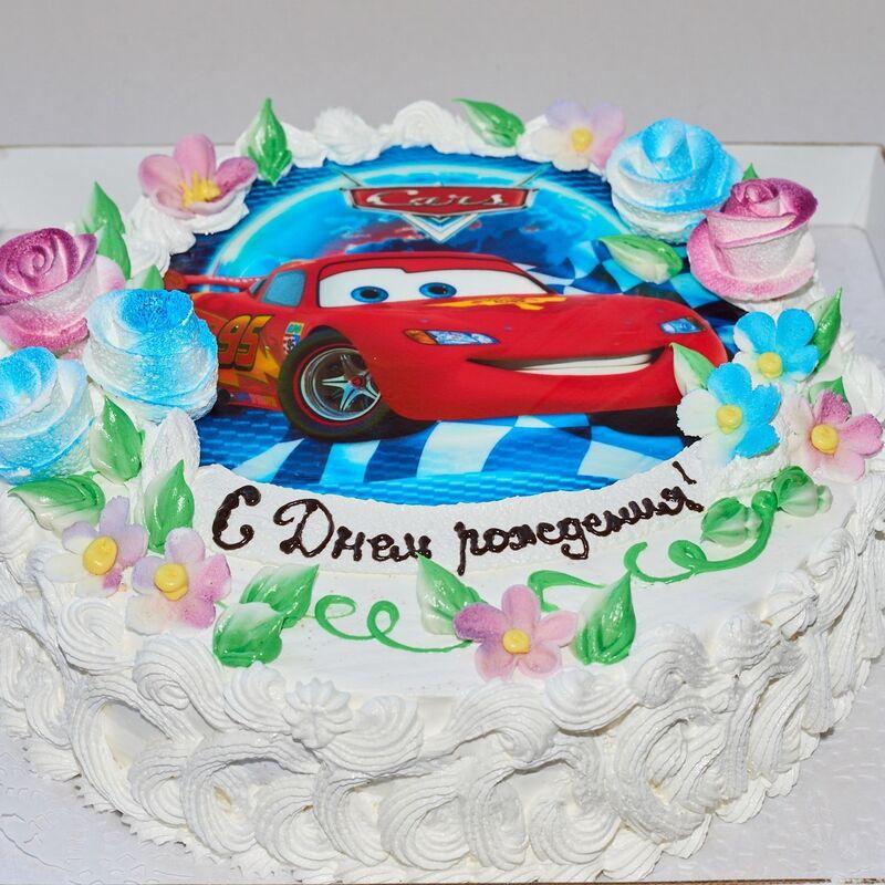 Торт Tortiki.by Праздничный торт №8 - фото 1