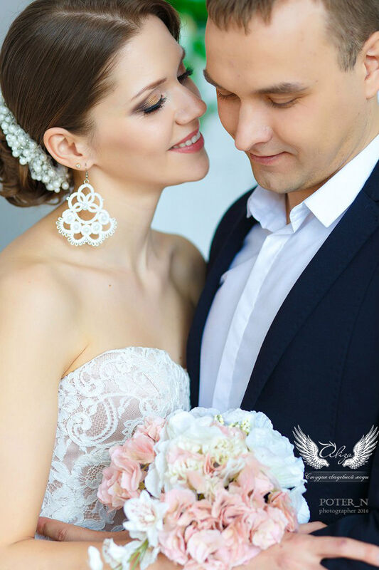 Свадебное платье напрокат ALIZA Платье свадебное «Amor» Soffito - фото 3