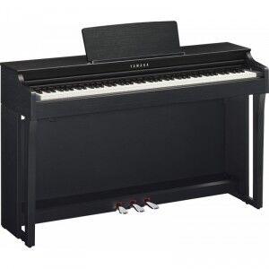 Музыкальный инструмент Yamaha Цифровое пианино Clavinova CLP-625WH - фото 4