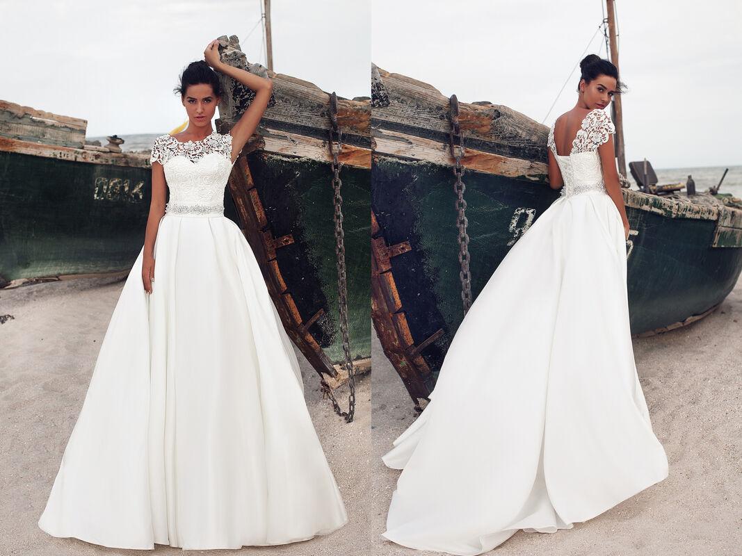 Свадебное платье напрокат Ariamo Bridal Платье свадебное Becker - фото 2