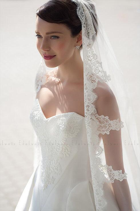 Свадебное платье напрокат Edelweis Платье свадебное «Penelope» - фото 2