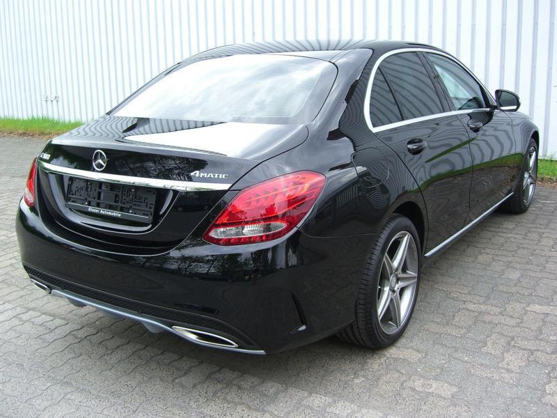 Прокат авто Mercedes-Benz C220 W205 - фото 3