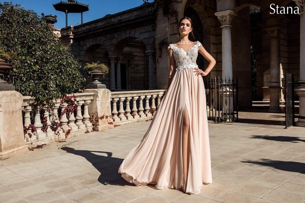 Свадебный салон Bonjour Свадебное платье «Stana» из коллекции LA POESIE 2017 - фото 2