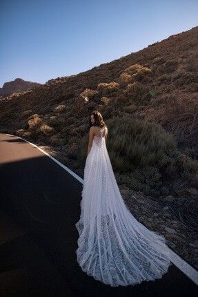 Свадебный салон Blammo-Biamo Платье свадебное Dream Ocean Kolett - фото 3
