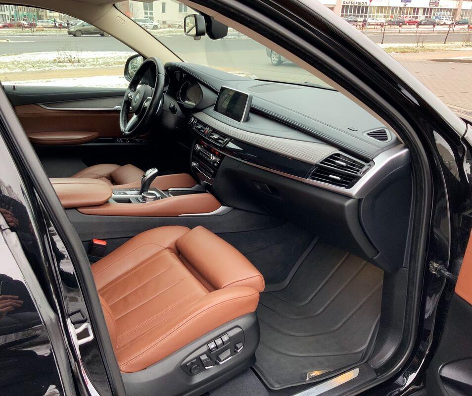 Прокат авто BMW X6 2016 г.в. - фото 9