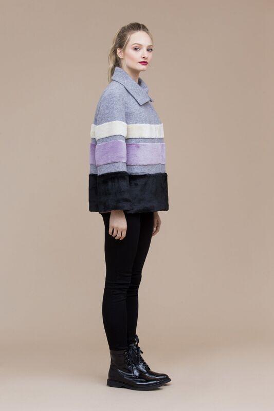 Верхняя одежда женская Elema Пальто женское демисезонное 1-8417-1 - фото 2