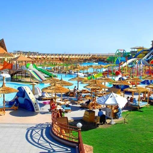 Туристическое агентство Трэвел Сок Пляжный авиатур в Египет, Хургада, Albatros Jungle Aqua Park 4* - фото 1