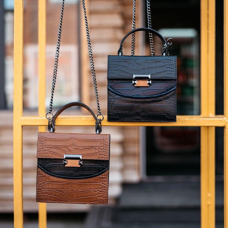 Магазин сумок Vezze Кожаная женская сумка C00532 - фото 2