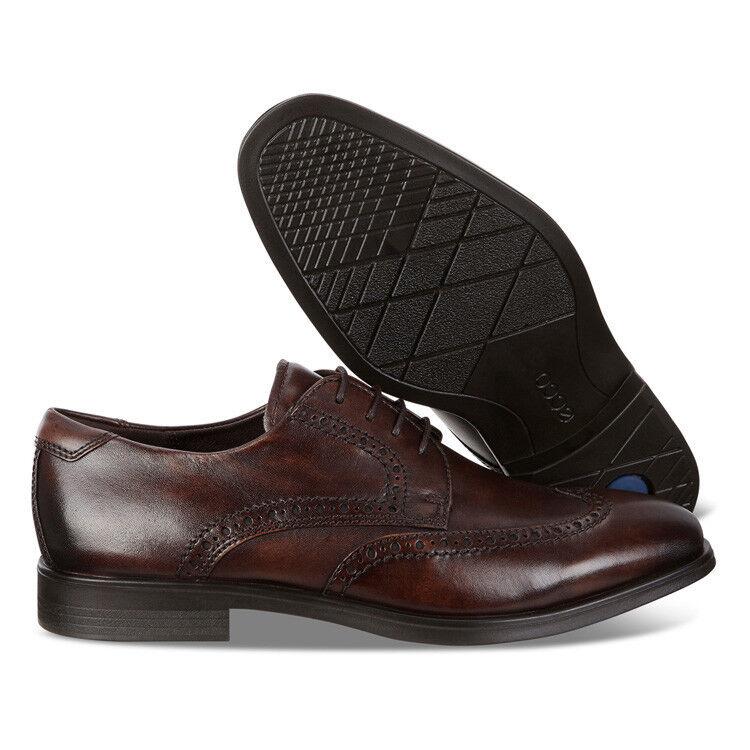 Обувь мужская ECCO Броги MELBOURNE 621664/01482 - фото 6
