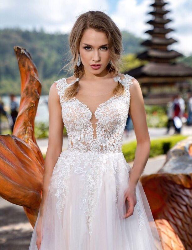 Свадебный салон ALIZA свадебное платье  Susanna - фото 1
