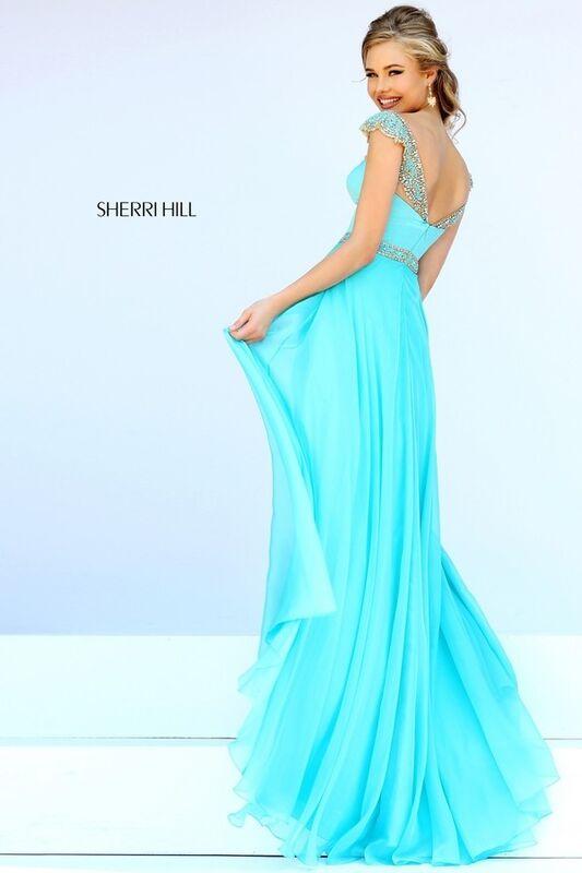 Вечернее платье Sherri Hill Вечернее платье 32220-1 - фото 10