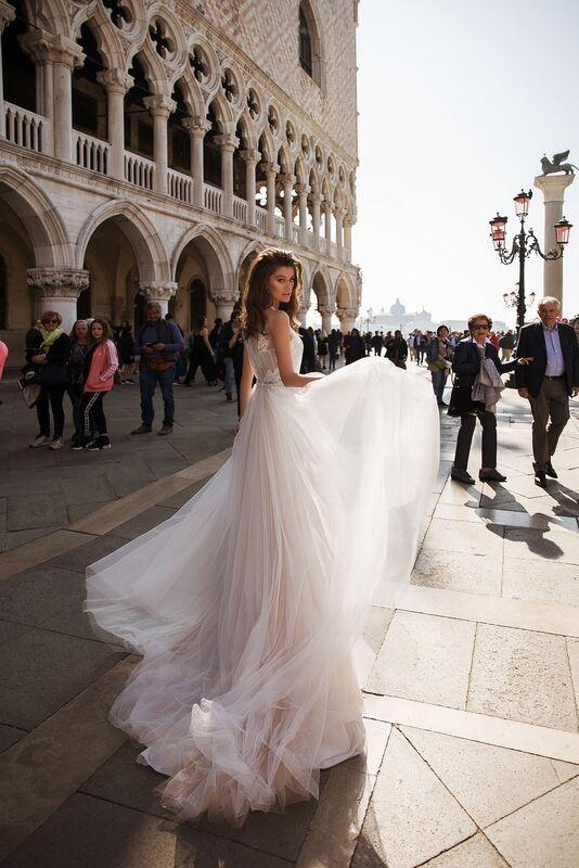 """Свадебный салон ALIZA свадебное платье  """"Francheskye"""" - фото 5"""