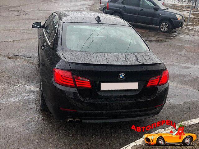 Прокат авто BMW 5 series F10 2010г. - фото 4