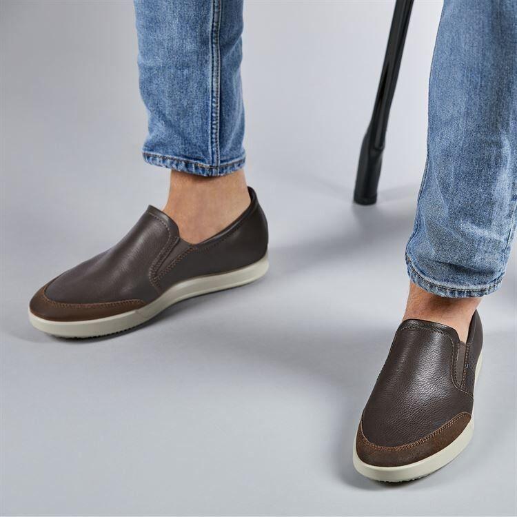 Обувь мужская ECCO Слипоны COLLIN 2.0 536214/51869 - фото 2