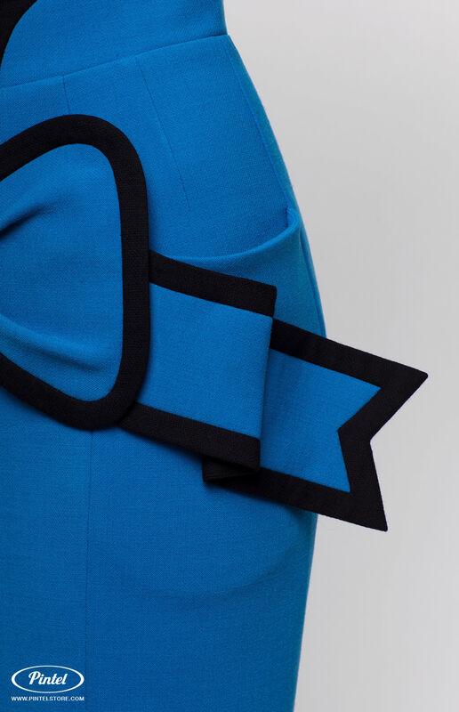 Костюм женский Pintel™ Комплект из блузы и юбки Brianna - фото 5