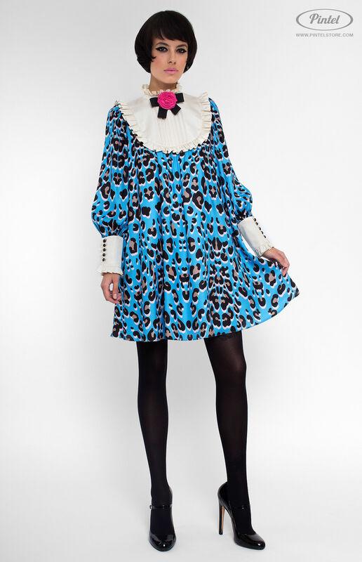 Платье женское Pintel™ Мини-платье Lotta - фото 1