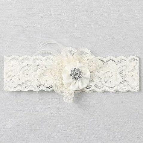 Свадебный аксессуар Bliss Свадебная подвязка Lace 3 - фото 1