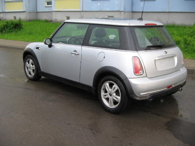 Прокат авто Мини Mini Cooper - фото 2