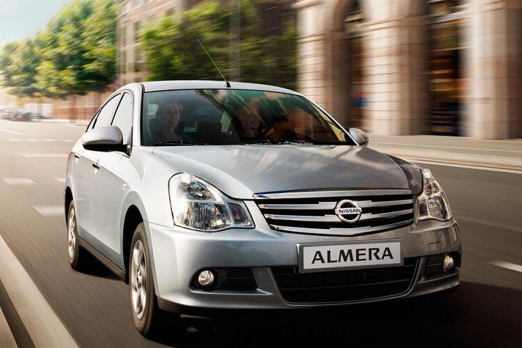 Прокат авто Nissan Almera 2019 AT - фото 3