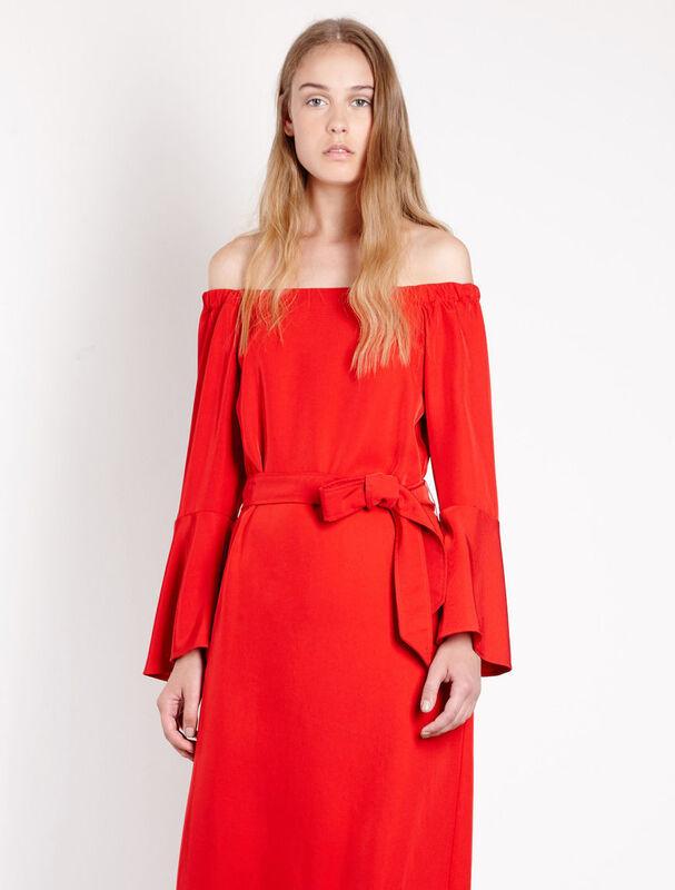 Платье женское Marella Платье Doroty 3221167102002 - фото 3