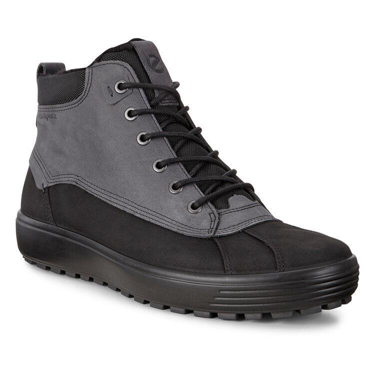Обувь мужская ECCO Кеды высокие SOFT 7 TRED 450124/51052 - фото 1