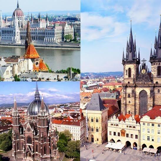 Туристическое агентство Артинтур Автобусный экскурсионный тур «Будапешт – Вена – Прага» - фото 2
