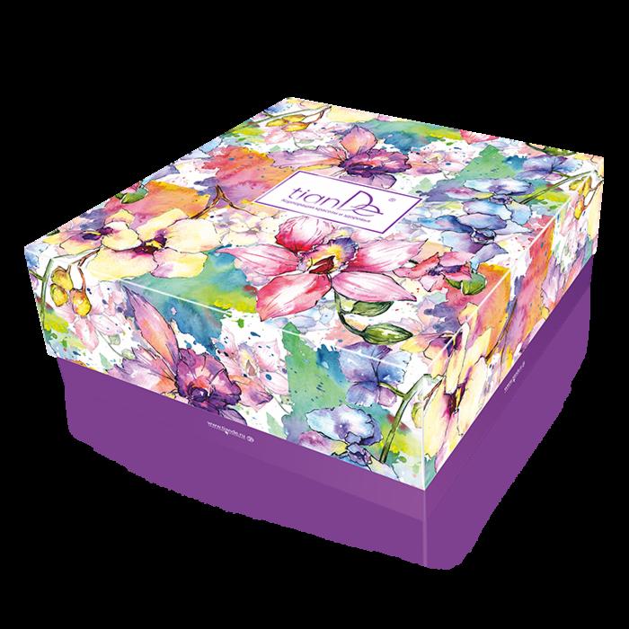 Подарок tianDe Коробка подарочная «Цветы» - фото 1