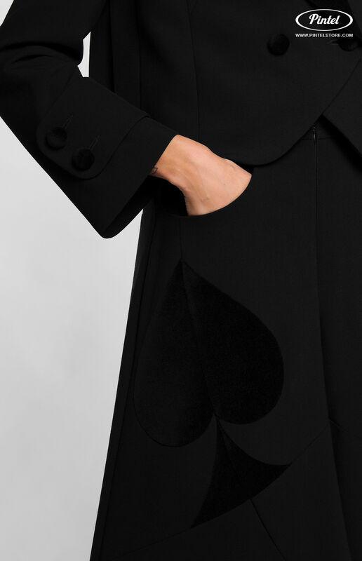 Костюм женский Pintel™ Элегантный брючный костюм MARCELLA - фото 3