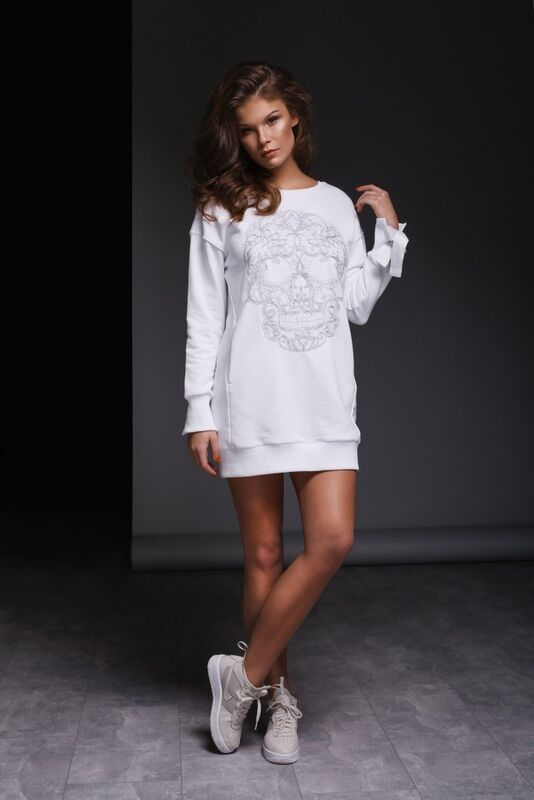 Кофта, блузка, футболка женская IVAN AIPLATOV Джемпер - фото 1