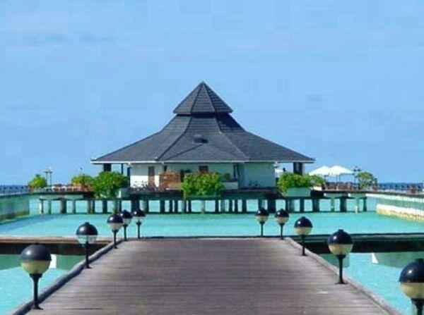 Туристическое агентство Jimmi Travel Отдых на Мальдивах, Sun Island Resort 5* - фото 4