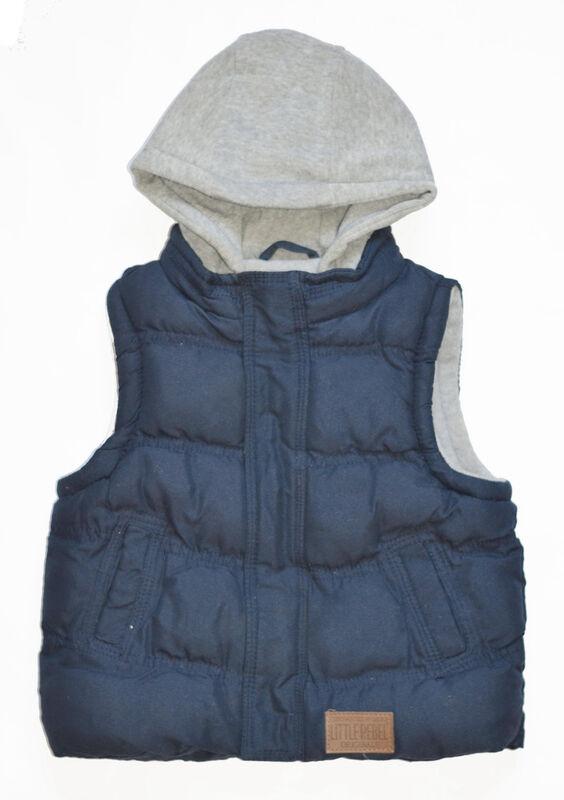 Верхняя одежда детская Rebel Жилет детский М3478 - фото 1