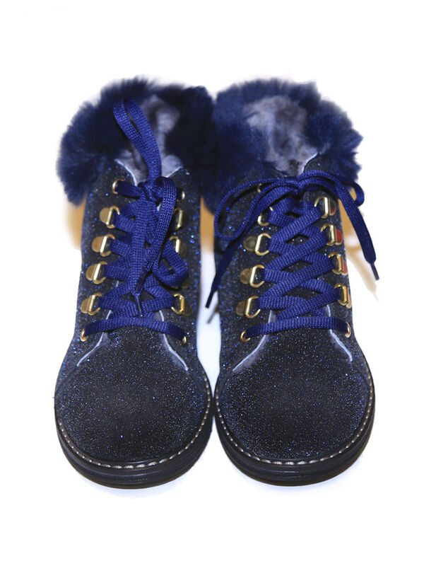 Обувь детская Zecchino d'Oro Ботинки для девочки A27-2701 - фото 1