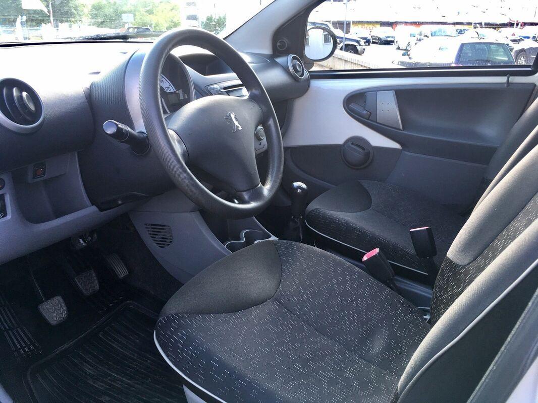 Аренда авто Peugeot 107 белый - фото 8