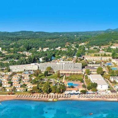 Туристическое агентство География Пляжный авиатур в Грецию, о.Корфу, Messonghi Beach Resort 3 - фото 1
