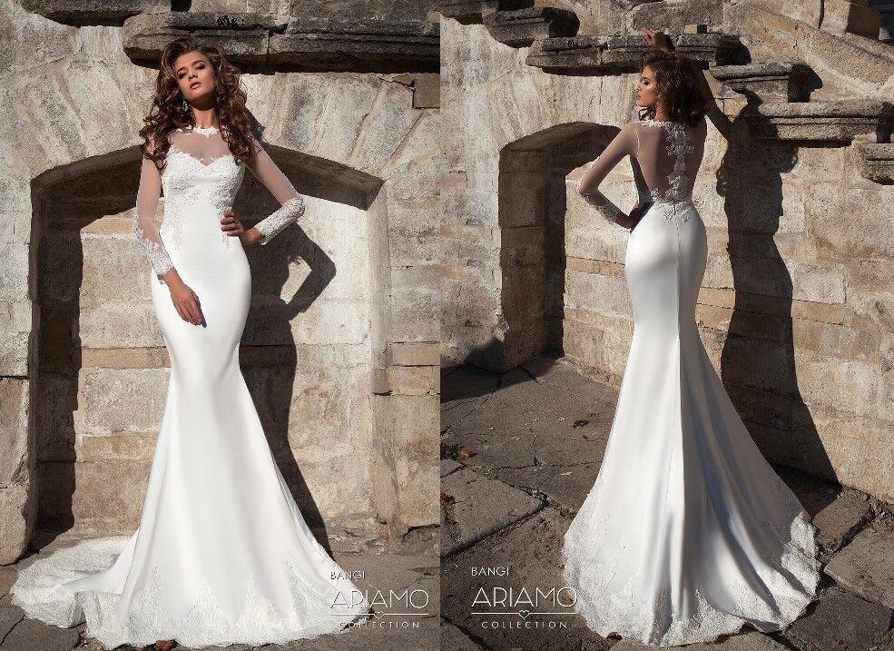 Свадебное платье напрокат Ariamo Bridal Платье свадебное Bangi - фото 2