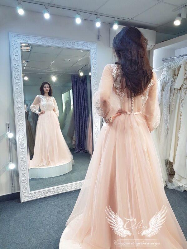 Вечернее платье ALIZA вечернее платье Adelina - фото 3