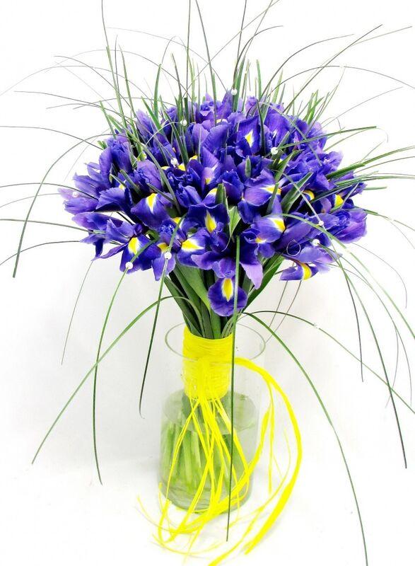 Магазин цветов Florita (Флорита) Букет «Ириска» - фото 1