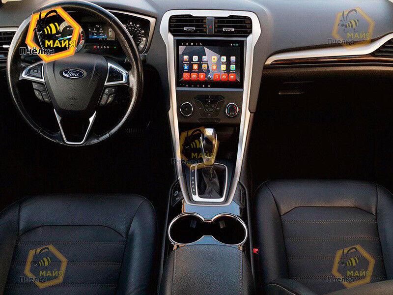 Прокат авто Ford Fusion 2015 - фото 4