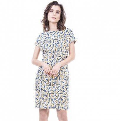 Платье женское SAVAGE Платье арт. 915572 - фото 1