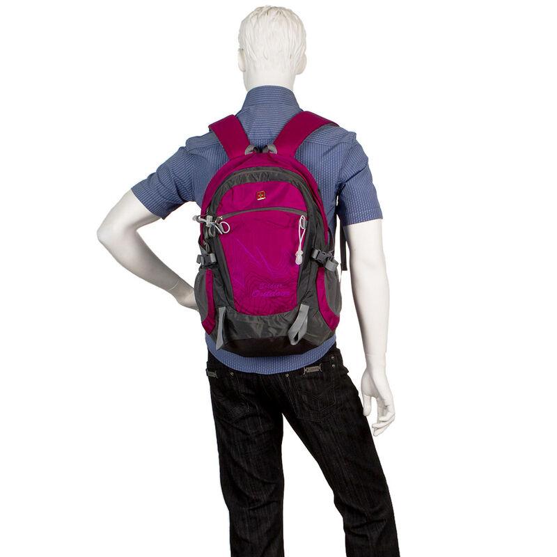 Магазин сумок SwissGear Рюкзак универсальный красный 205-15025 - фото 2
